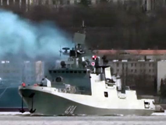 Зачем фрегат-невидимка «Адмирал Григорович» направлен к берегам Сирии
