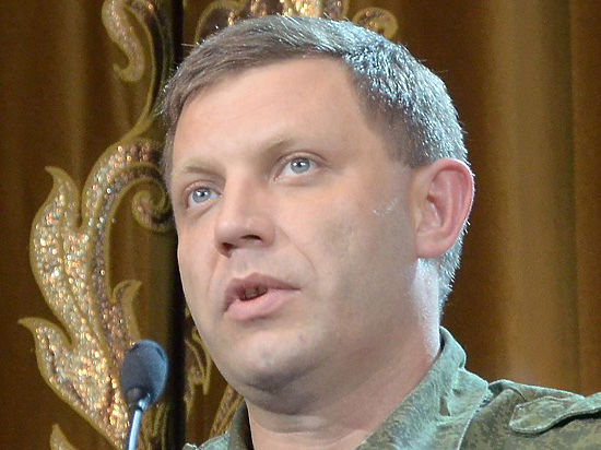 Захарченко объявил блокаду Украины и отказался с ней торговать