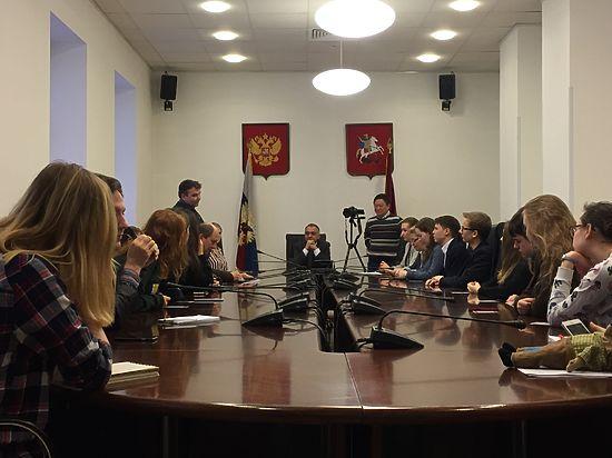 В Московском доме национальностей с размахом отметили Масленицу