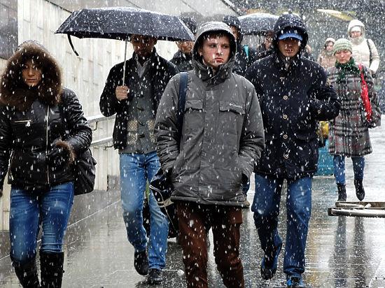 Весна, пришедшая в Москву, окажется обманчивой