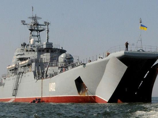 Госдума ответила на обвинения в разграблении украинских кораблей в Крыму