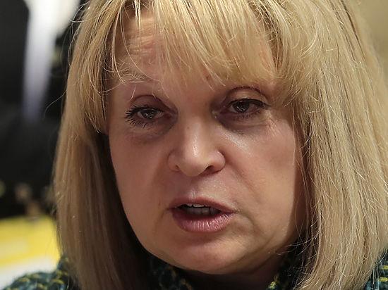 Памфилова понадеялась нанаказание для чиновников занарушения впроцессе выборов