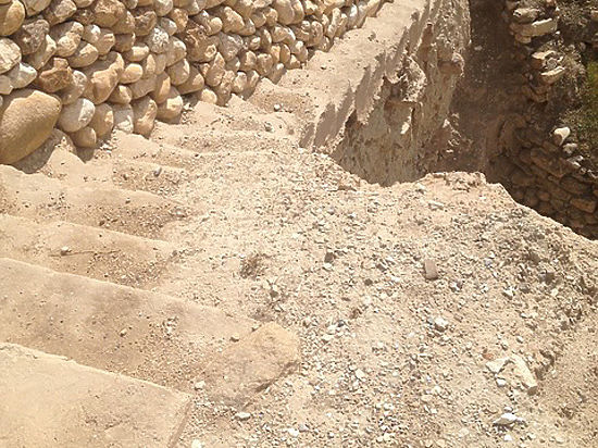Российские археологи нашли в Иерихоне византийскую «кондитерскую фабрику»