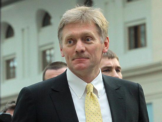 """Кремль отказался считать """"отжимом"""" национализацию украинских предприятий в Донбассе"""