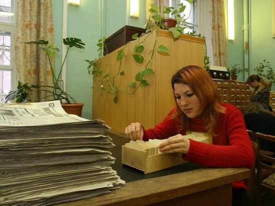Объединенным библиотекам Москвы и Питера хотят дать «императорский» статус