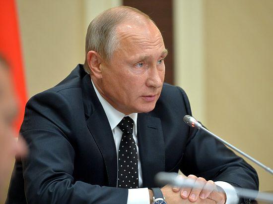 Путин пригрозил неспешным строителям объектов Универсиады в Красноярске