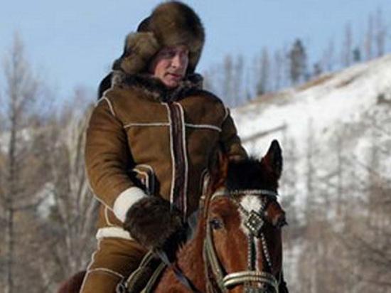 Путин принял решение провести выходной вспартанских условиях красноярской тайги