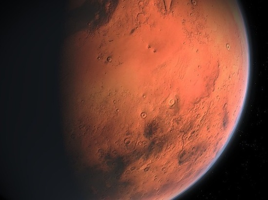 НаМарсе обнаружили следы «всемирного потопа»