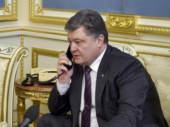 Администрация Порошенко подтвердила его звонки Путину при штурме Авдеевки