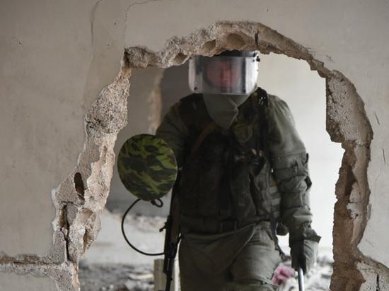 Брестская крепость в Алеппо: 26 человек удерживали ее четыре года