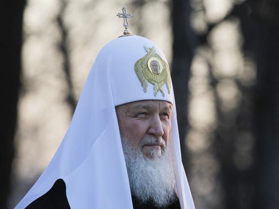 Совет ректоров институтов Петербурга предложил наделить патриарха Кирилла званием почетного гражданина города