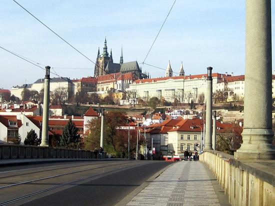 В Чехии предложили отменить визы для российских туристов