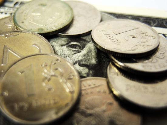Центробанк закупил валюты на82 млрд. руб.