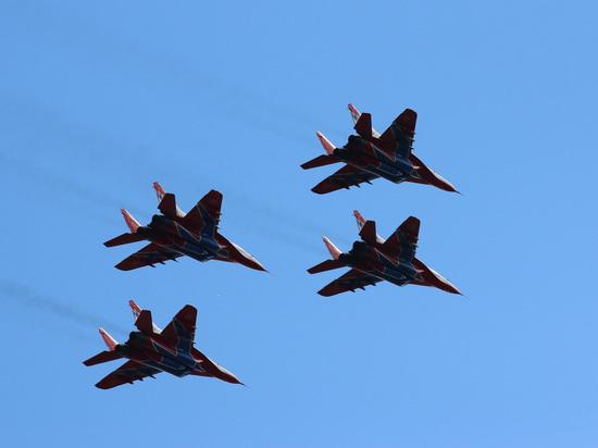 Американский генерал пожаловался на опасное сближение самолетов России и НАТО