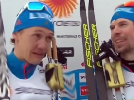 Русский лыжник Сергей Устюгов одержал победу серебро наЧМ вмужском марафоне