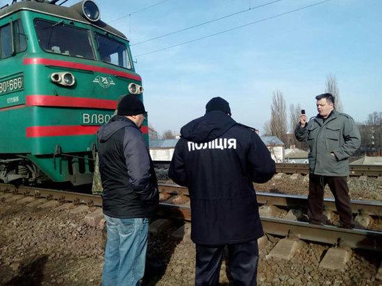 Украинские радикалы отказались отблокады железной дороги из Российской Федерации
