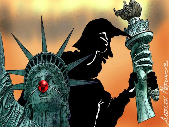 Заговор против Америки: Трамп оказался на пути к политическому одиночеству