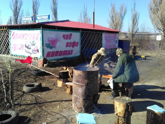 Участники блокады Донбасса: «За углем третью неделю никто не приходит»