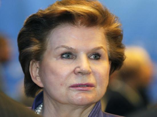 «Что вы курите»: «Вести» объявили Терешкову единственной женщиной-космонавтом