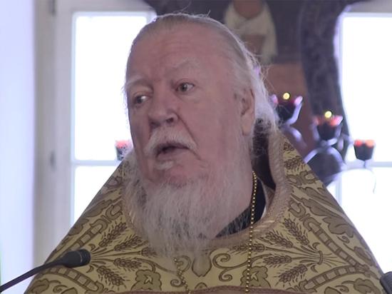 Священник РПЦ сказал верующим, что ВИЧ несуществует