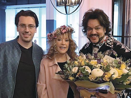 Пугачева отметила первое воскресенье весны