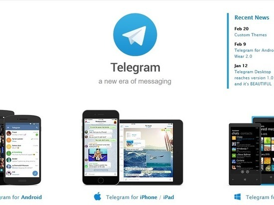 Дуров назвал «уткой» получение российскими властями доступа кархиву Telegram