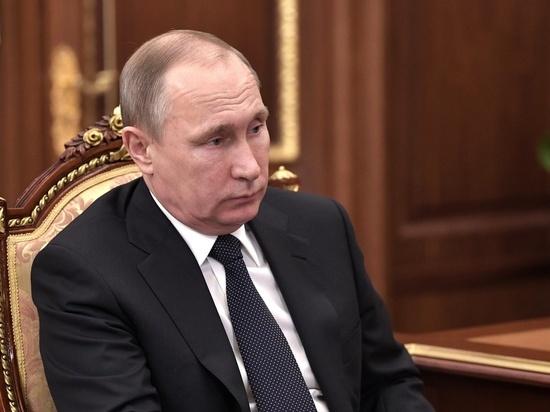 New Yorker поместил на обложку Путина с моноклем и Трампа-бабочку