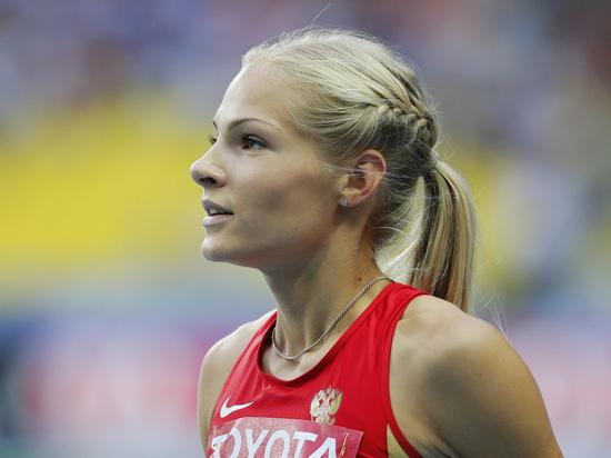 Клишина заявила, что она оказалась готовой быть «одной против мира»