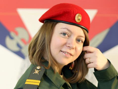 Вежливые леди: как женщины служат в военной полиции