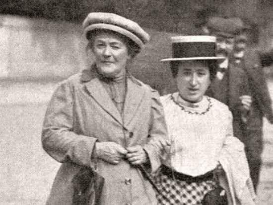 8 марта с Цеткин и Люксембург: сексуальные похождения революционерок