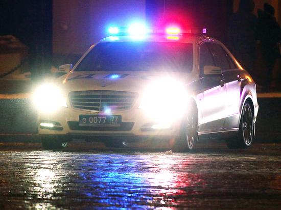МВД опровергло задержание нетрезвого полицейского на Феррари
