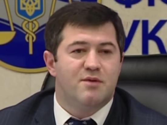 Главного налоговика Украины с четырьмя паспортами арестовали на 60 суток