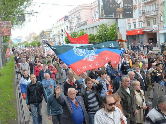 Сенатор отКрыма выступила запризнание ДНР иЛНР