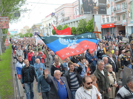 Сенатор от Крыма выступила за признание ДНР и ЛНР