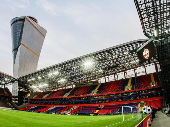 ЦСКА проиграл «Бенфике» вчетвертьфинале Юношеской лиги УЕФА