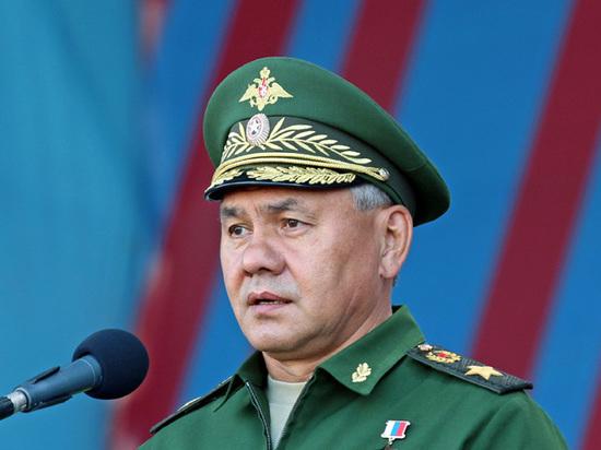 Министр Шойгу пообещал Российской армии новые ракеты