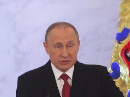Путин вынес приговор подростковым «группам смерти»