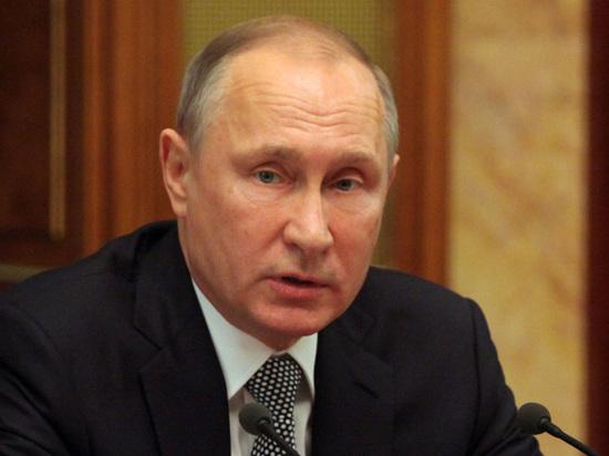 Путин уволил десять генералов МВД, СК и ФСИН