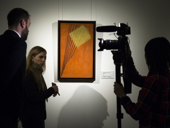 Русское искусство за рубежом распродается за рекордные суммы