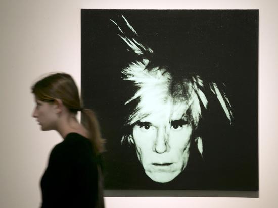 На выставке в Москве покажут украденные работы Энди Уорхола