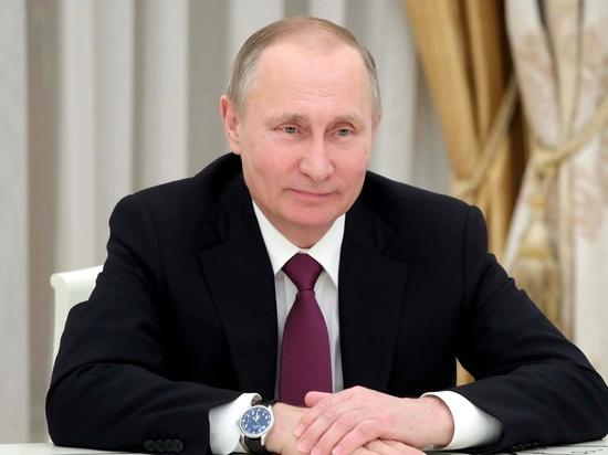 Путин признался, что отдыхал в Турции до работы в Москве