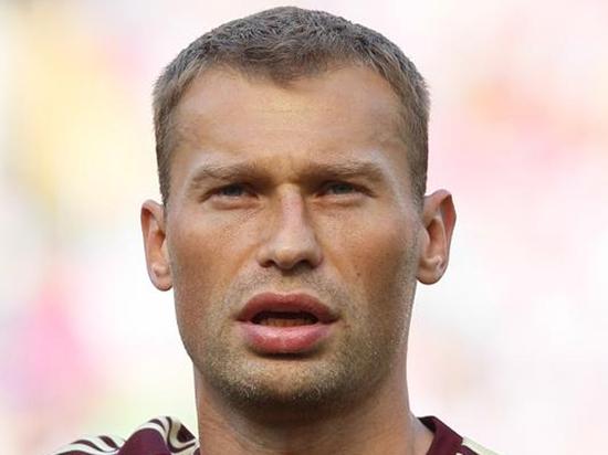 Березуцкий завершил свою карьеру всборной Российской Федерации
