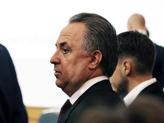 Мутко не войдет в Совет ФИФА из-за критерия «политической нейтральности»