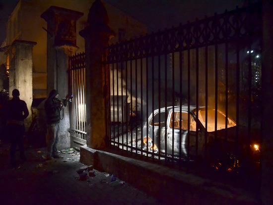 Беспорядки в Батуми вспыхнули из-за штрафа в 80 долларов