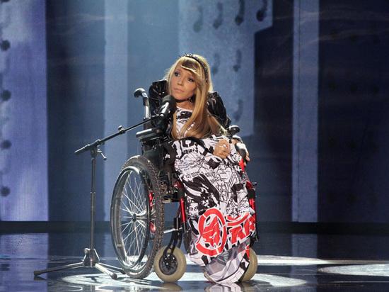 ВКиеве назвали условия приезда россиянки Самойловой на«Евровидение»