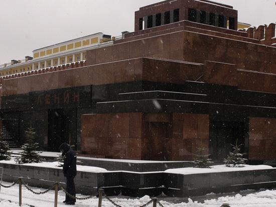 РПЦЗ призвала освободить Красную площадь от тела Ленина