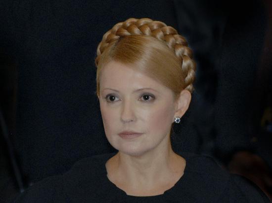 Тимошенко заявила о введении внешнего управления на Украине