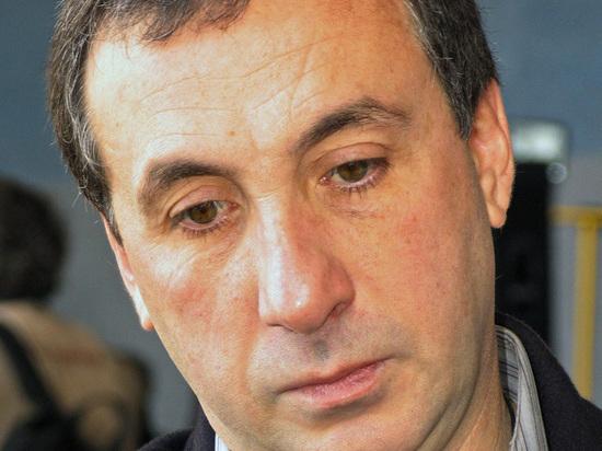 Президент ЦСКА Евгений Гинер в итоге несчастного случая лишился пальца