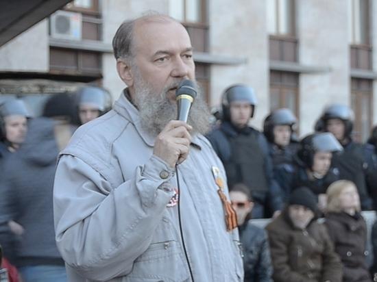 """Лидер """"русской весны"""" Макович, провозгласивший ДНР, скончался от опухоли мозга"""