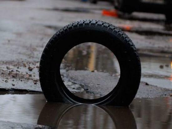 Выбоины на оренбургских дорогах вмещают миллионы